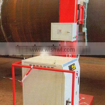 Powerful Induction Heating Equipments for tubes,shafts,vessels,pastes etc.