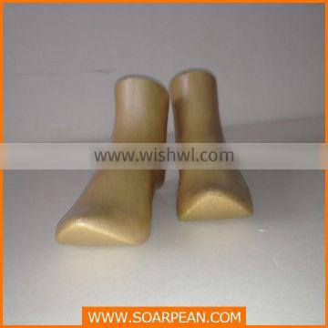 Fashionable Customized Wooden Foot Mannequin