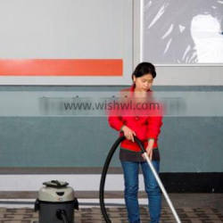 Professional water filtration vacuum cleaner
