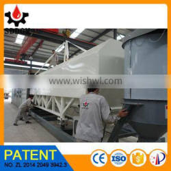 Volume customized welded cement silo,horizontal cement silo for sale