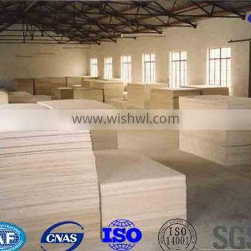 Adhesive glue for melamine foam