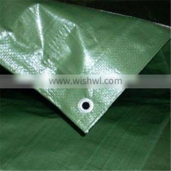 Blue laminated tarpaulin for truck cover