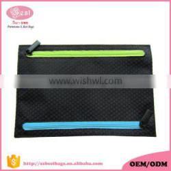 new design muti-pouch RFID cell phone bag
