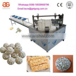 automatic cereal candy bar machine/cereal bar making machine