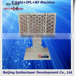 2013 New design E-light+IPL+RF machine tattooing Beauty machine flag tattoo sticker