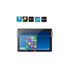 Tablet Windows 10 Android 5.1 PC 10.1 Inch Screen Cherry Trail CPU 4GB RAM 64GB