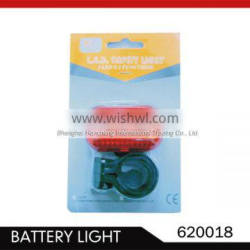 bike handlebar battery light 620018
