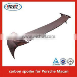 Carbon Fiber Roof Spoiler for Porsche Macan 2014+