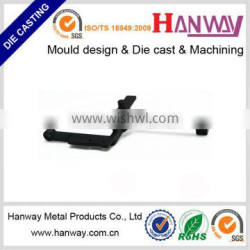 high pressure switch cabinet bracket, die casting, CNC with OEM service