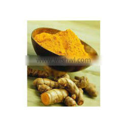 Erode SKVT High Quality Turmeric Powder yellow