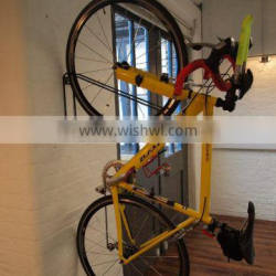 Wall Bicycle Parking Racks Small Spaces