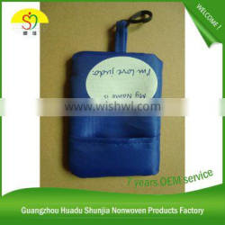 Hottest Recycled Polyester Bag Zipper Nylon Bags