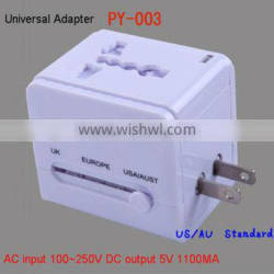 2013 hot sale universal charger adapter