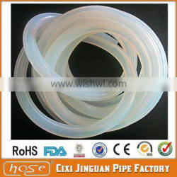 "Good quality Silicone Hose for coffee machine,3/4"" FDA Food Grade Elastic Silicone Rubber Tube, Thin Wall Silicone Rubber Tubing"