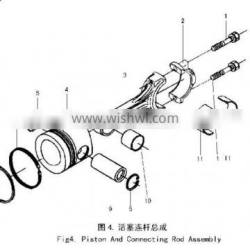 Supply Fujian Lijia SL2100 SL2105 SL2110 SL3100 SL3105 SL4100 SL4105 Diesel Engine Parts