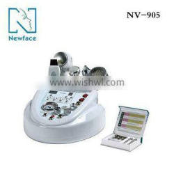 new products 2016 innovative product nv905 5IN1 diamond dermabrasion machine with skin scrubber