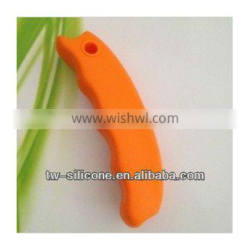 Best sale colorful silicone rubber handle grip