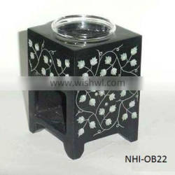 colored Stone Incense Oils Burners