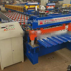 Roofing Aluminum Tile Making Machine