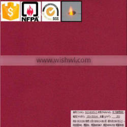 China wholesale suppliers 100% polyester fireproof fabric