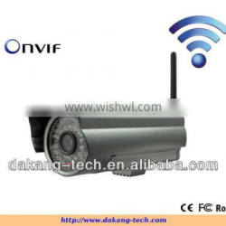 ONVIF 2 Mega Wifi Onvif IP Camera Outdoor with 40M IR