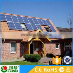 1kw On-grid portable solar power systems