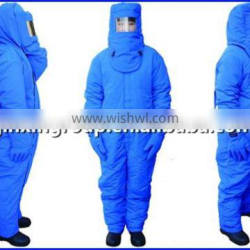Cryogenic protective clothes cryo glove cryo apron as equivalent of Tempshield