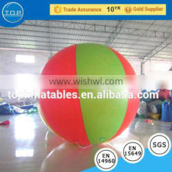 Attractive helium balloons air craft for wedding