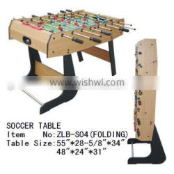 MDF Soccer Table with different size