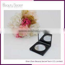 57mm Empty Cosmetic Compact Powder Makeup Container