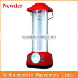 Portable electric camping lantern with handle MODEL HT-10L