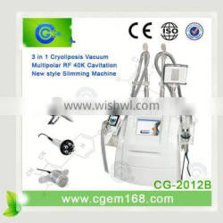 Cool Sculpting Vertical Vertical Cryolipolysis Slimming Machine