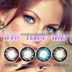new arrival wholesale cheap and beauty color lenses
