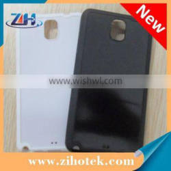 Sublimation Silicon TPU+PC case for Samsung Note 3 N9000