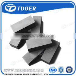 tungsten carbide strip liners for mold