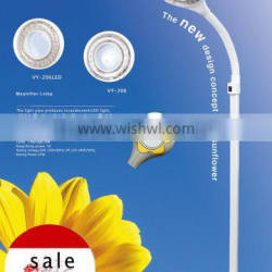 10x VY-206L Floor Standing Super-Bright Magnifying Lamp Led 5X
