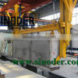 Supply complete Fly ash AAC Block Machinery with capacity 30000-350000m3/year -- Sinoder Brand