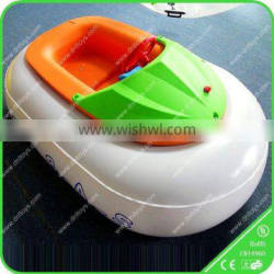 Space Ship bumper boats, Amusement Park High Density electric bumper boats for pool