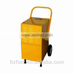 Hot Sale Handle with Capacity 50 Liters Industrial Dehumidifier