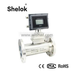 battery powered gas turbine flow meter for sale