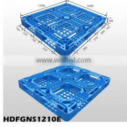 HDPE large heavy duty injection plastic pallet Supplier's Choice