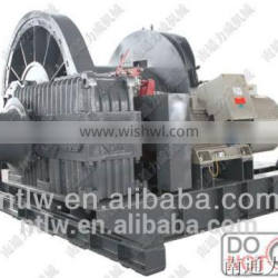 hot selling 550KN 8-points ship moving winch