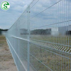 Nylofor 3D fencing - For low to medium levels of security