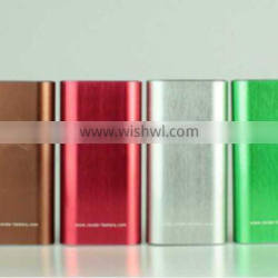 5000mAh multiforce Mobile power bank supply rechargeable battery 3.7v usb out