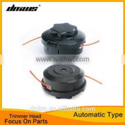 Automatic Dynamic Model Nylon Trimmer Head For Lawn Mower Displacement
