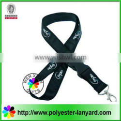 2cm polyester lanyard with badge holder