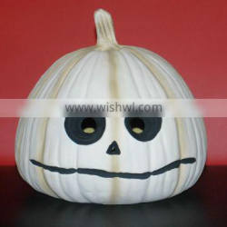 OEM Blow Molding PE Pumpkin Head Terrorist Pumpkin Ghost Face Plastic