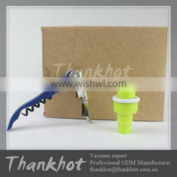 Good quality corkscrew wine openerJJT-19 for perfect promotional gift with factory price