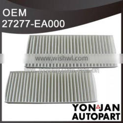 High quality paper air filter for Japanese car 27277-EA000