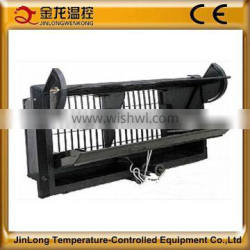 JINLONG high quality with best price air inlet/ventilation windows for poultry farm